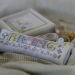 Defining Spring. Original counted thread designs by Linda Stolz for Erica Michaels Designs | EricaMichaels.com