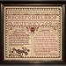 Nancy Alden, 1795 | Original counted thread designs by Linda Stolz for Erica Michaels Designs | EricaMichaels.com